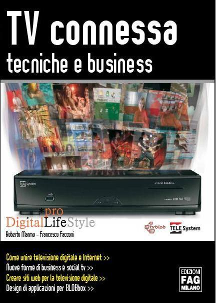 libro TV connessa tecniche e business